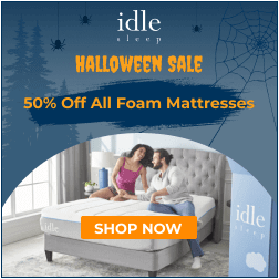 Idle mattress offer