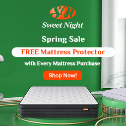 Sweet Night Spring mattress protector
