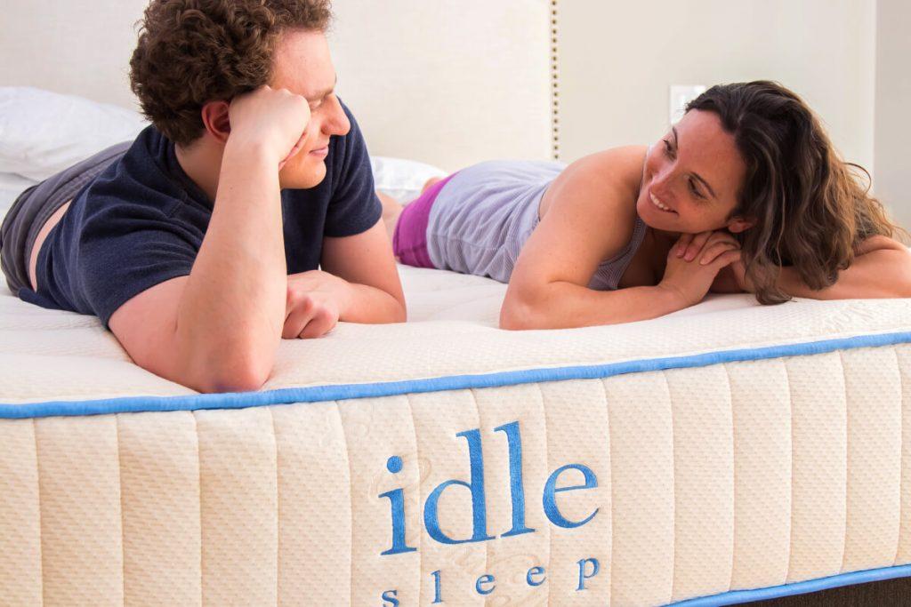 The Idle Hybrid mattress