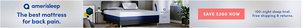 Amerisleep mattress for back pain